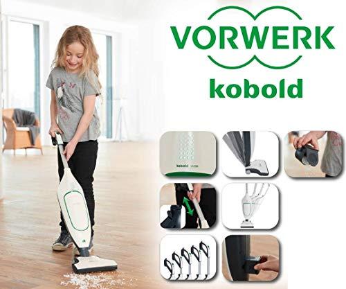 Happy People Vorwerk Kobold Staubsauger 15006