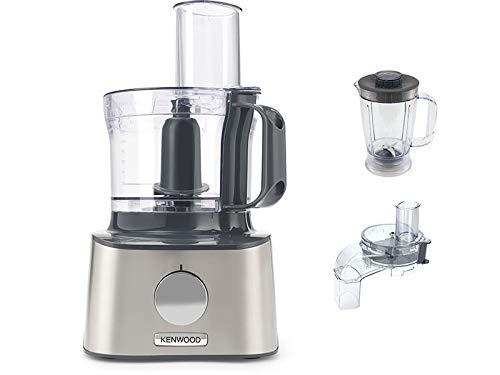 Kenwood FDM304SS Kompakt Küchenmaschine, günstiges Einsteigermodell welches jegliche Grundlagen beherrscht